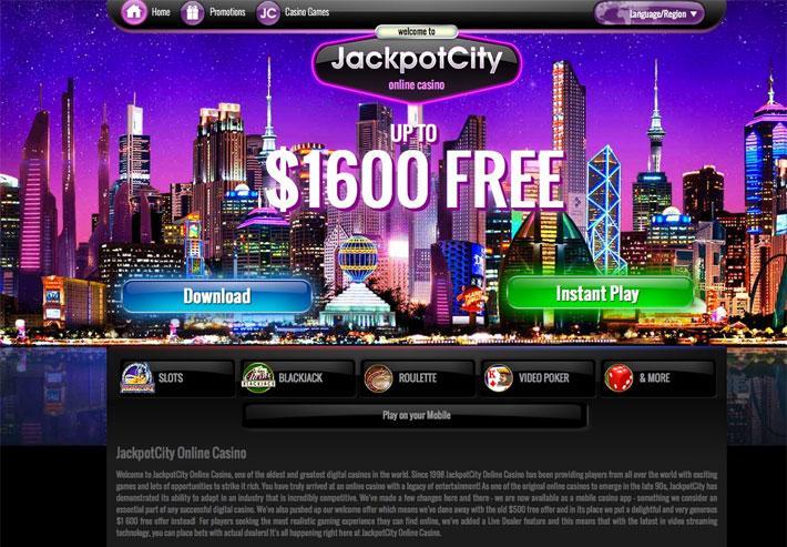 Jackpot City Live Casino Review